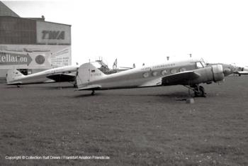 Avro Anson D-IDEK (sn 1332)