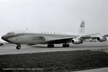 D-ABOC Lufthansa Boeing 707-430 (sn 17719 / ln 106)