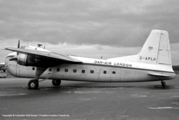 G-APLH Dan-Air London Bristol 170Mk. 31 (sn 13250)