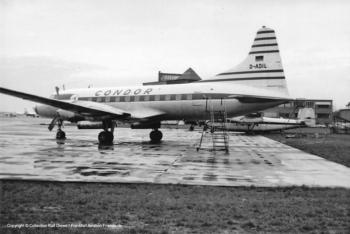 "Convair CV-440 ""Metropolitan"" (sn 470) D-ADIL"