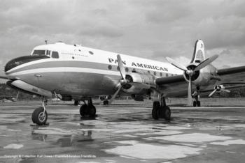 "N88886 Douglas DC-4 (s/n 27311) ""Clipper Hannover"""
