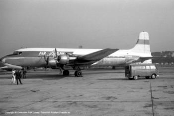 N90702 Air Jordan Douglas DC-6B (sn 42855 / ln 4)