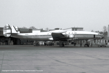 N1880 Lockheed L1049H Super Constellation (sn 4828)