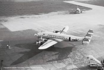 """N6009C Lockheed L749A Constellation (sn 2645) """"Star of Michigan"""""""