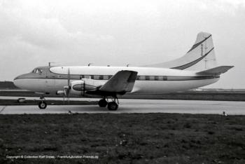 N636 Martin 404 (sn 14135)