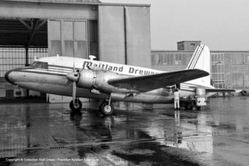 G-AHPR Maitland Drewery Vickers Viking 1B (sn 164)
