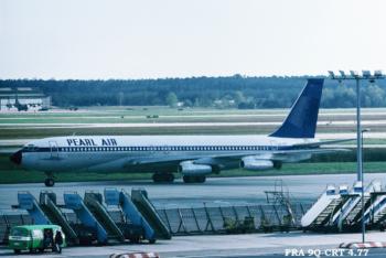 9Q-CRT Pearl Air Boeing 707-430 -cn 17718 / 90