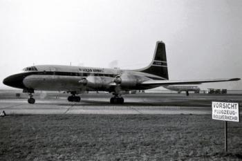 G-ANBM Nigerian Airways Bristol 175 Britannia 102 (ln 12914), FRA Mar 1960