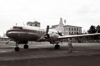 OH-AWP Sabena Convair 240 (ln 153) FRA 1957